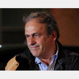 FIFAの元副会長でもあったプラティニだが(C)ロイター
