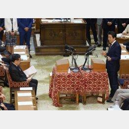 議論が深まるわけがない45分間の党首討論(C)日刊ゲンダイ