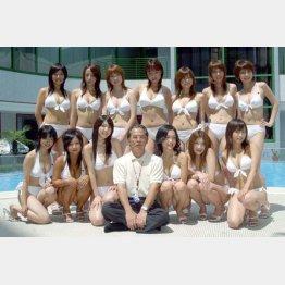 2005夏 サンズエンタテイメント 水着撮影会(C)日刊ゲンダイ