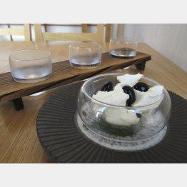 合う酒=山廃純米の生酒、白ワイン(C)日刊ゲンダイ