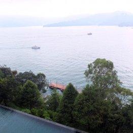 """台湾最大の湖 """"開運パワースポット""""日月潭に癒やされます"""