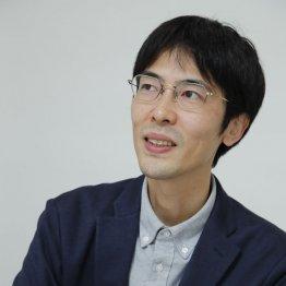 おもちゃクリエーターの高橋晋平さん(C)日刊ゲンダイ