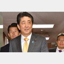 安倍首相と官庁幹部による面談の記録は一切作成していない(C)日刊ゲンダイ