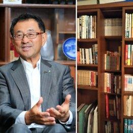 ピップ社長 松浦由治さん リーダーとは何かを考えた一冊は