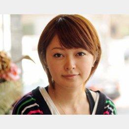 元「モーニング娘。」の市井紗耶香氏/(C)日刊ゲンダイ