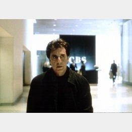 映画「インサイダー」 バーグマン記者を演じるアル・パチーノ(C)Ronald Grant Archive/Mary Evans/共同通信イメージズ