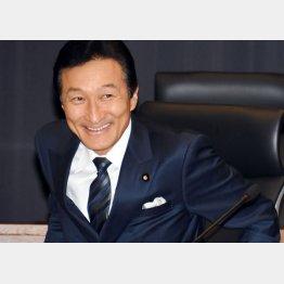 ワタミを再び成長軌道にと意気込む渡辺美樹氏(C)日刊ゲンダイ