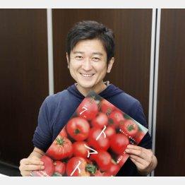 ポケットマルシェ 高橋博之社長(C)日刊ゲンダイ
