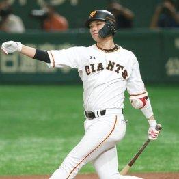 交流戦で打率急降下…G坂本が迫られる「本塁打か安打か」