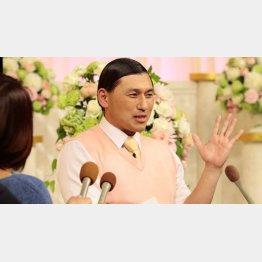 オードリーの春日俊彰(C)日刊ゲンダイ