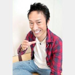 筧利夫さん(C)日刊ゲンダイ