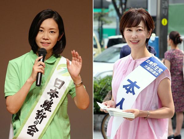 大阪】維新2議席 人気がない自民...