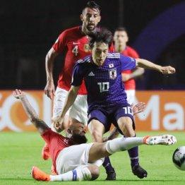 南米選手権で評価上昇 ジーコが称えた日本代表3人の今後