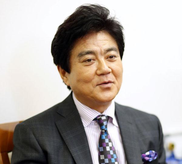 堀尾正明アナウンサー(C)日刊ゲンダイ