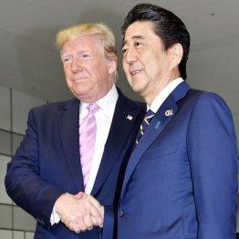 """安倍首相に""""イラン戦争""""への協力を促しにきたかのようなトランプ発言"""