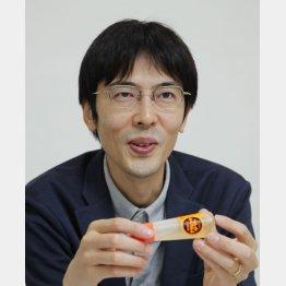 高橋晋平さん(C)日刊ゲンダイ