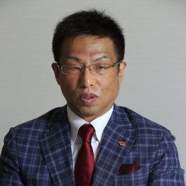 オウケイウェイヴの兼元謙任会長(C)日刊ゲンダイ