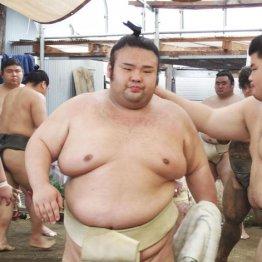 44日ぶりに相撲を取った大関