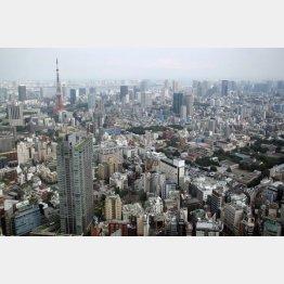 築40年以上のマンションは、全国に80万戸ほどある(C)日刊ゲンダイ