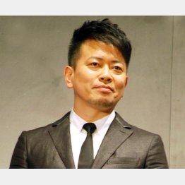「芸人時計部」の会長も務める(C)日刊ゲンダイ