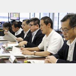 川崎市ではヘイトスピーチに罰金刑(C)共同通信社