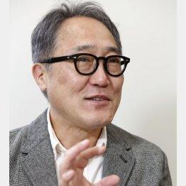 俳優の佐野史郎さん(C)日刊ゲンダイ