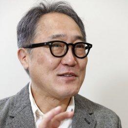 俳優の佐野史郎さん