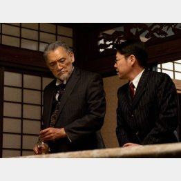 NHK大河ドラマ「いだてん~東京オリムピック噺~」(C)NHK