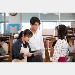 NHK連続テレビ小説「なつぞら」(C)NHK