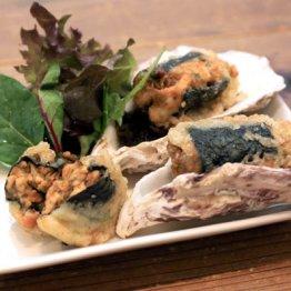 【牡蠣もどき】精進料理をヒントに思い付いた一品