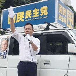 【山口】巨象とアリの勝負 首相お膝元で獲得目標は46万票
