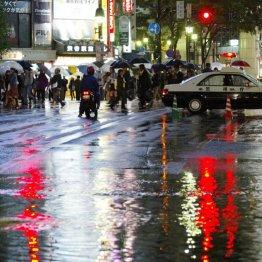 大江戸線が真っ先に冠水し…豪雨で都心の交通網はどうなる
