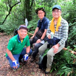 台湾の登山はビール持参? 山頂で最高の癒やしが得られる