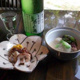 酒心館さかばやし(御影)7月にタコを食べる歴史的風習