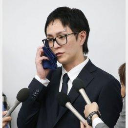 AAAの浦田直也(C)日刊ゲンダイ