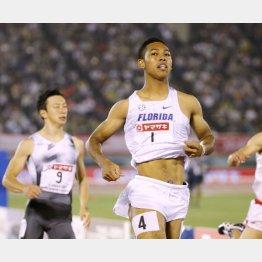 来年の日本選手権でサニブラウンが見られるのは大阪(C)日刊ゲンダイ