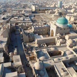 ウズベキスタンの聖都 世界遺産の中で生活を営む生きた遺跡