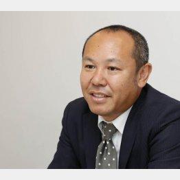 高橋栄治社長(C)日刊ゲンダイ