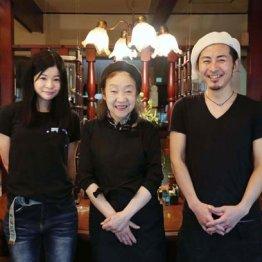 """西荻窪「それいゆ」20人の従業員が""""お姉さん""""を支える"""
