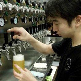 マルホ酒店なんばスカイオ店(難波)クラフトビールが豊富