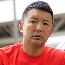 れいわ新選組・山本太郎氏「世の中変わるなら捨て石上等」