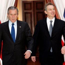 イギリスはイラク戦争の「ブレアの道」を辿り始めたのか