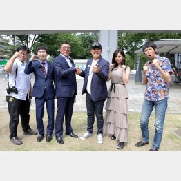 MONDO TV「最強馬券師決定戦!競馬バトルロイヤルSP」8/16(金)23:30~24:30 他/(提供)MONDO TV