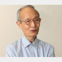 上岡直見氏(C)日刊ゲンダイ