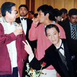 高田文夫さん ラモス瑠偉囲む会で東西大物奇跡の顔合わせ