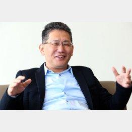 LIXIL(リクシル)CEOの瀬戸欣哉氏/(C)日刊ゲンダイ