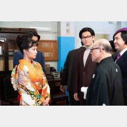 連続テレビ小説「なつぞら」/(C)NHK
