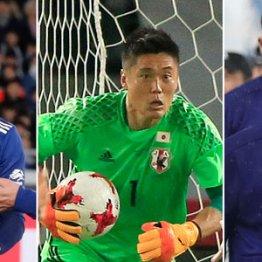 日本代表支えた川島、岡崎、香川…ベテラン3選手の現在地