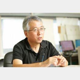 坂崎仁紀氏(C)日刊ゲンダイ