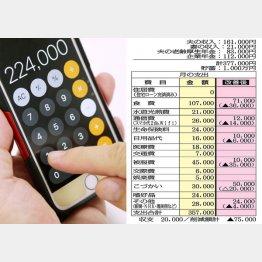 支出管理は1週間の予算制にする(C)日刊ゲンダイ